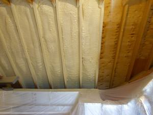 Spray Foam Insulation Installed In East Stroudsburg
